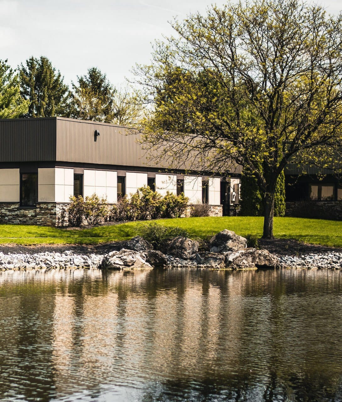 PA Drug Rehab Centers - Front View of Office Building. PA Addiction Treatment